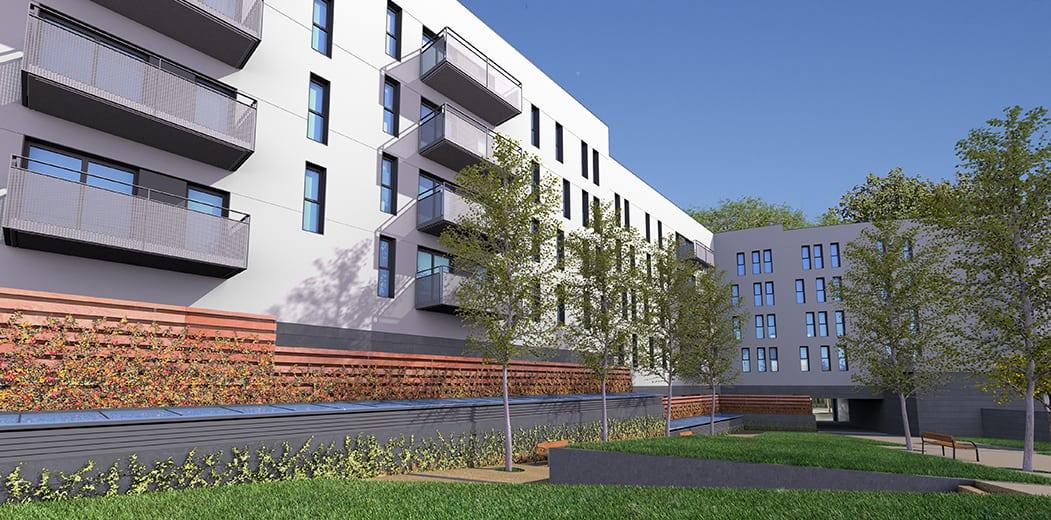 pisos de obra nueva en badalona lloreda sistrells