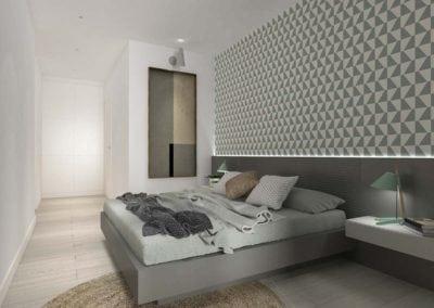 Cal Rei Dormitorio