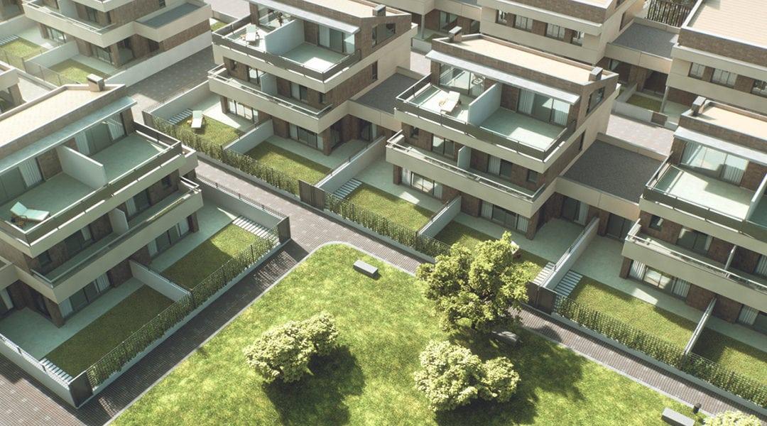 Nuevos pisos a la venta en Sant Cugat