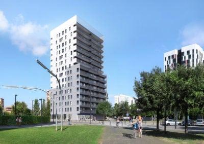 Pisos de obra nueva en Hospitalet de Llobregat