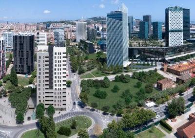 Cook Hospitalet de Llobregat fachada