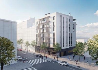 Granollers pisos obra nueva