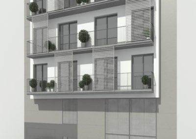 Pisos de obra nueva en Horta Guinardó, Barcelona