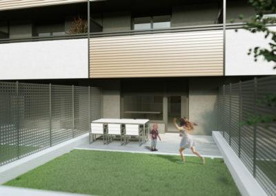 Viviendas unifamiliares con jardín en Montornès del Vallès