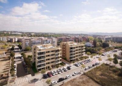 Volpelleres Sant Cugat obra nueva