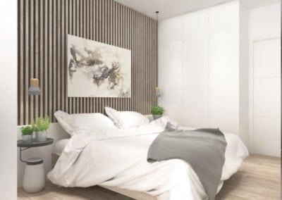 Horta Guinardó Dormitorio