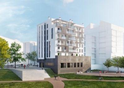 Pisos de obra nueva en Granollers, Nou Parc Residencial