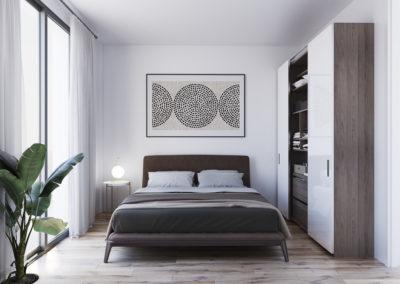 obra-nueva-badalona-coll-pujol-dormitorio