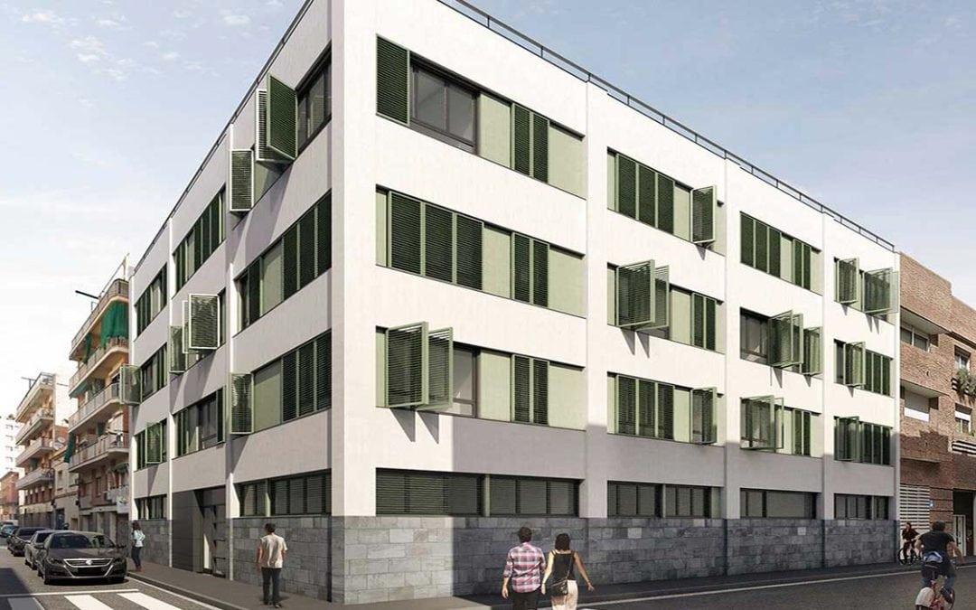 Nueva promoción de pisos a la venta en el barrio de Sants, Barcelona