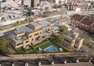 Pisos de obra nueva en Sant Cugat